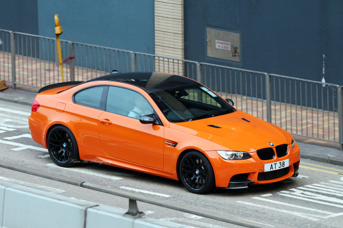 Bright my day Starring: BMW M3 (by Kevin Ho 車 Photography)