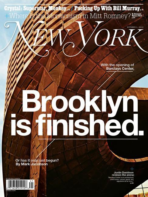 nevver:  Brooklyn is finished  really really really?