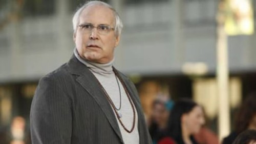 Hey look, Chevy Chase said some more stuff about Community  Maybe it's time to stop letting him do interviews.