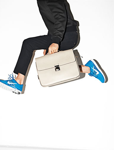 Shades of Gray: Sleek, Minimalist Briefcases! Muted tones work brilliantly on these attaché cases. Read More http://www.details.com/style-advice/perfect-wardrobe/201210/mens-gray-briefcases-bags#ixzz27PO16rv7