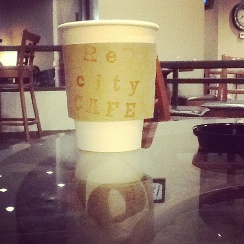 Red City Cafe #westminster  (Taken with Instagram at Red City Cafe)