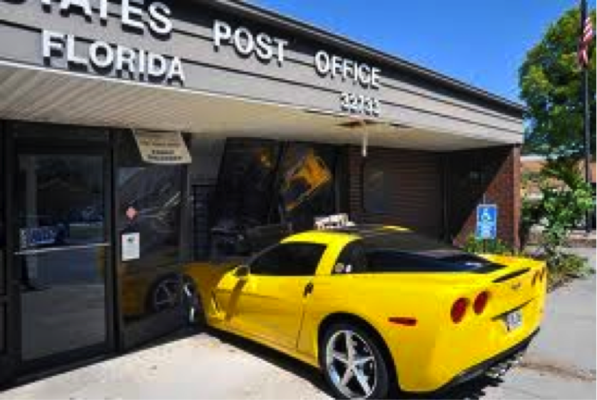 "- The U.S. Postal Service is asking Floridians to please stop crashing their cars into post offices, after 14 incidents so far this year. - Former Broward County School Board member Jennifer Gottlieb had extramarital affairs with two high-ranking Citigroup bankers—while she was voting on business they were conducting with the school system. But she wasn't indicted because there's no ""law forbidding voting on public matters involving intimate friends.""  - Marine scientists are asking Floridians to stop interrupting manatee orgies. Tempting though it may be. - Casey Anthony (famous for being acquitted of murdering her daughter) has been offered $20,000 to fight Michelle ""Bombshell"" McGee (famous for breaking up Jesse James and Sandra Bullock's marriage) in a ""celebrity"" boxing match in South Florida. I just hope this possible detour into boxing doesn't delay Anthony's inevitable porn debut. - A Hollywood martial artists on trial for double homicide claims that he stabbed his wife 30 times and her 14-year-old son 51 times in self-defense. MORE: THIS WEEK IN FLORIDA"