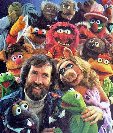 "Happy Birthday, Jim Henson! ♥ He was truly one of the greats! :)""Life's like a movie, write your own ending. Keep believing, keep pretending."""
