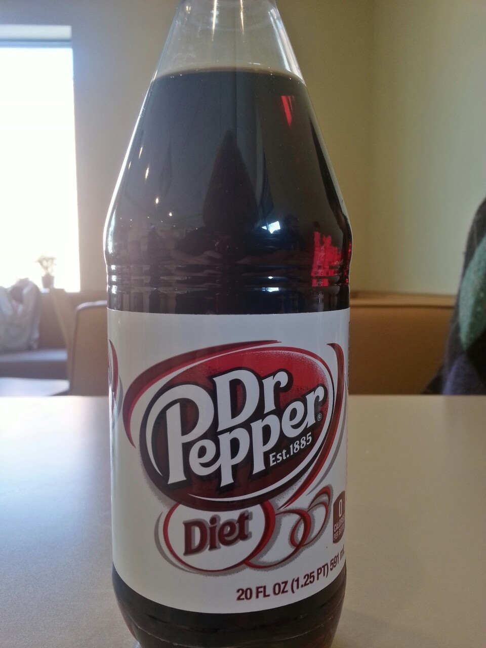 I love Dr. Pepper. It might be my favorite soda and I just thought that everyone should know.