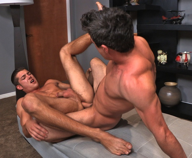 Daniel and Aidan on Sean Cody