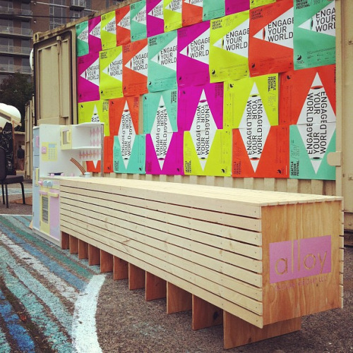 Alloy Design Group's Street Furniture Entry #sdf12 on Flickr.Alloy Design Group's Entry