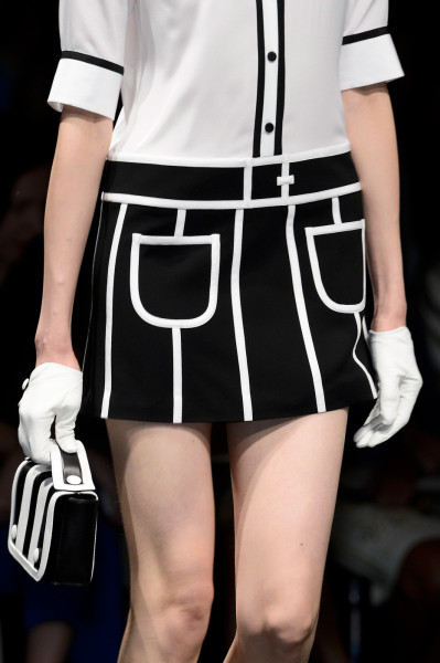 highqualityfashion:   Moschino SS 13 details