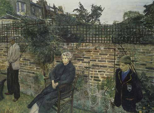 Carel Weight (1907-1997) THE SILENCE, 1965.