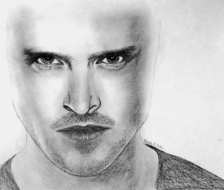 My drawing of Jesse