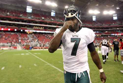 Is this the end of Michael Vick?