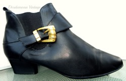 Now on ebay…Vintage 80s leather ankle chelsea boots http://www.ebay.co.uk/itm/280974639231?ssPageName=STRK:MESELX:IT&_trksid=p3984.m1555.l2649