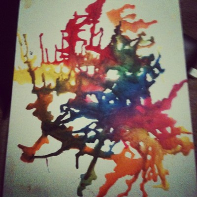 #watercolor (Taken with Instagram)