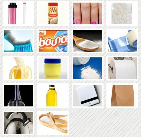 Want to know what you can do with these household products? Check out 18 Crafty Beauty Tips Every Girl Should Know!