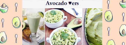 berryhealthy:  avocado lovers! this is a pinboard with 11,500+ recipes, etc all having to do with avocados.