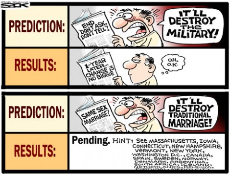 Cartoon of the day — So far so goodSTEVE SACK © 2012 Creators Syndicate More cartoons