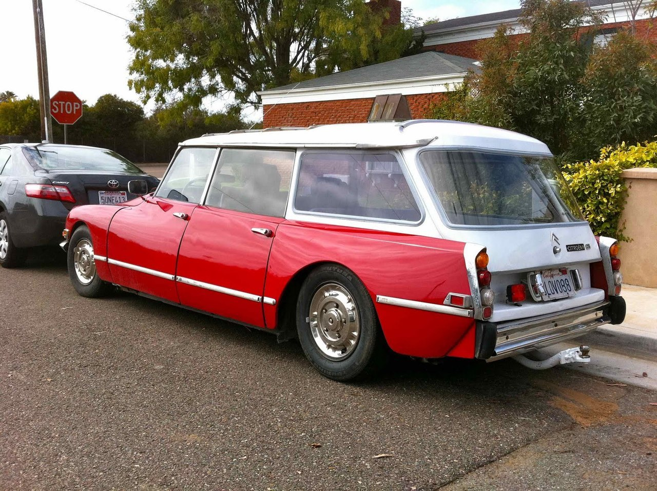 DS23 Estate (Safari)