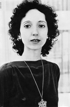 Wait. Does Joyce Carol Oates look a little like she could be a little related to Annie Clark (St. Vincent)?  (Click the photo to compare.)