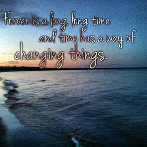 Forever is a long time #forever #time #qoute #beach #summer #2012 #awesome #instagood #iphone4s #iphonesia #igdaily #love #sweden #instadaily #igers #tagforlikes #hope #always #heart  (Taken with Instagram)
