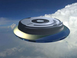 UFR = Unidentified Flying Roomba