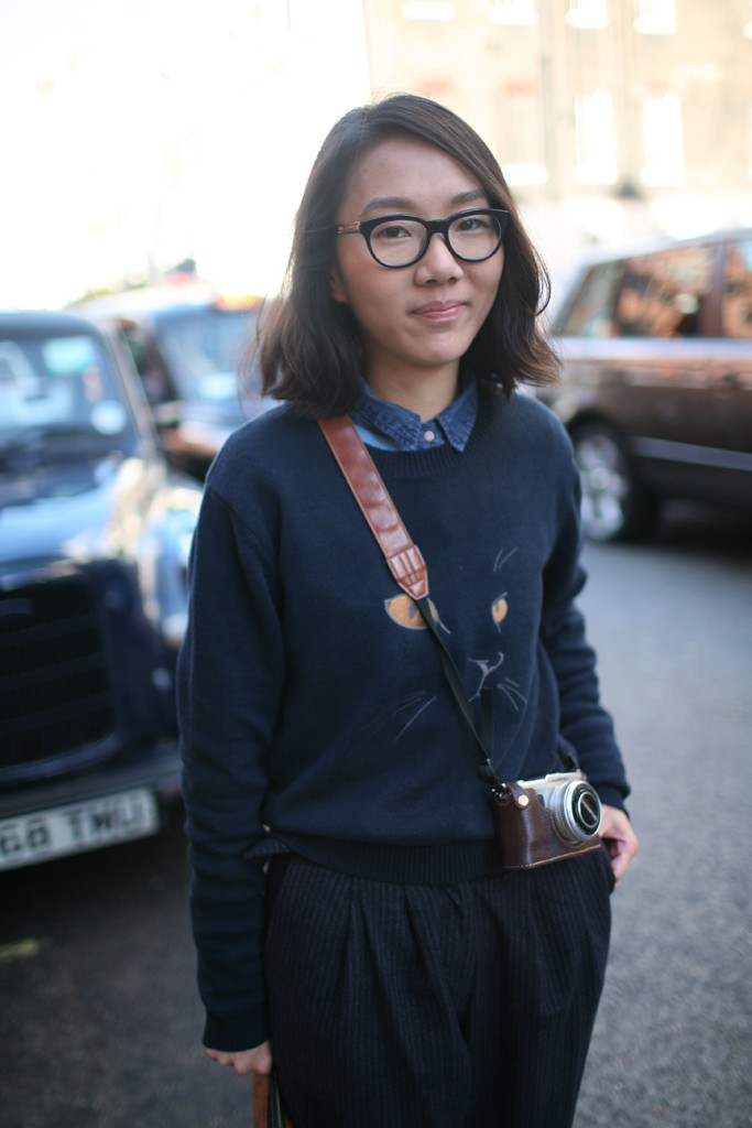 calivintage:  i always love WWD.com's street style coverage! get ready for some wwd spam…