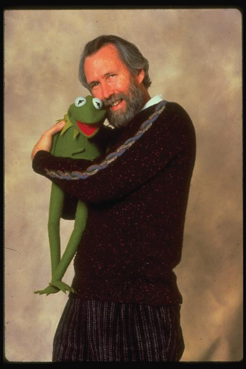 Jim Henson was born on this date in 1936.