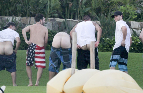 justin timberlake ass crack