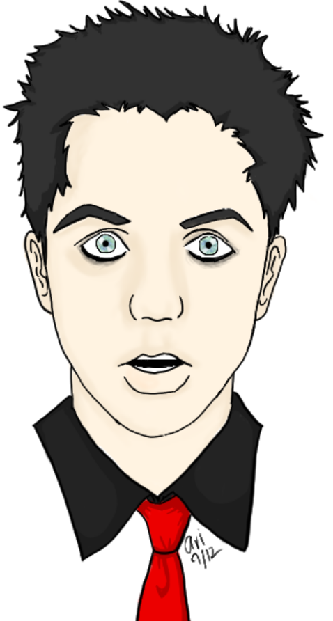 Billie Joe Armstrong.Because yeah.