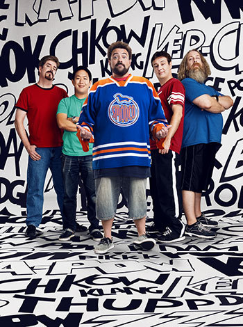 comicbookmen:  New promo photo for Comic Book Men season 2.