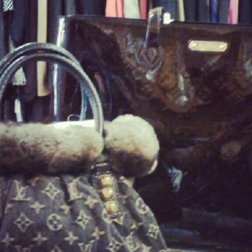 Louis Vuitton Love! (Taken with Instagram)