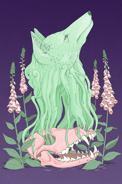A Coyote In Fox Gloves, Jason Levesque   - - - Follow Jason Levesque on Tumblr HERE!