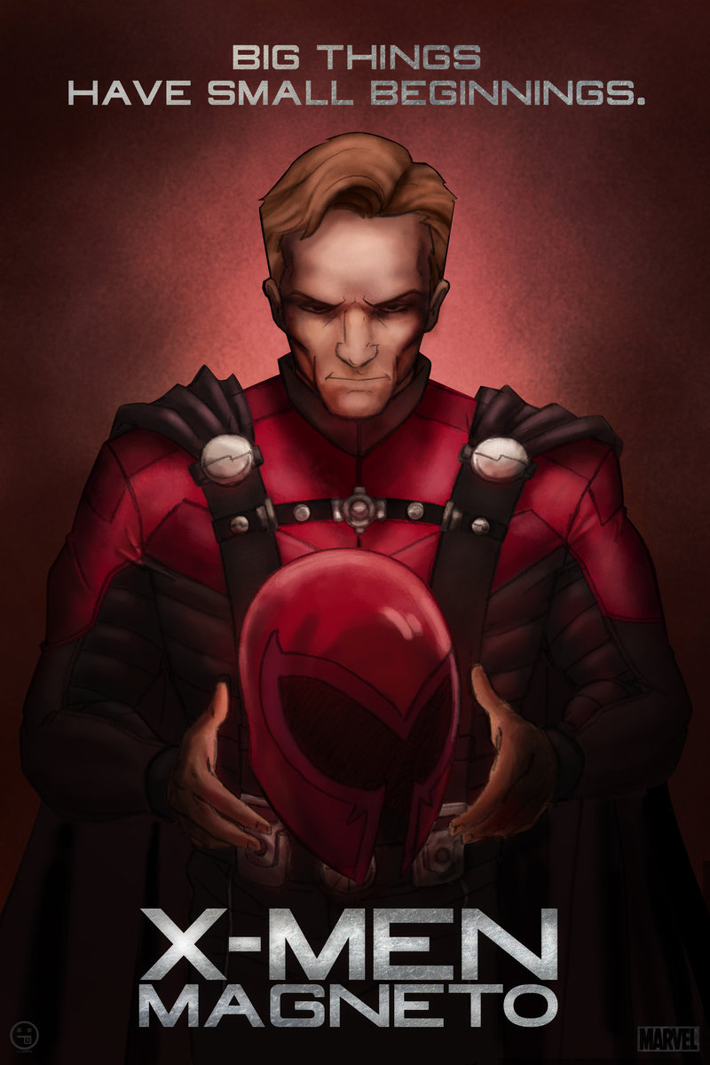 X-Men: Magneto by ~AndrewKwan