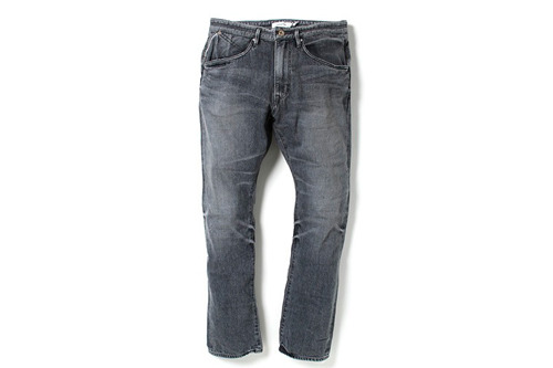 "nonnative - DWELLER 5P JEANS - COTTON 12.5oz SELVEDGE DENIM VW ""MIKE"""