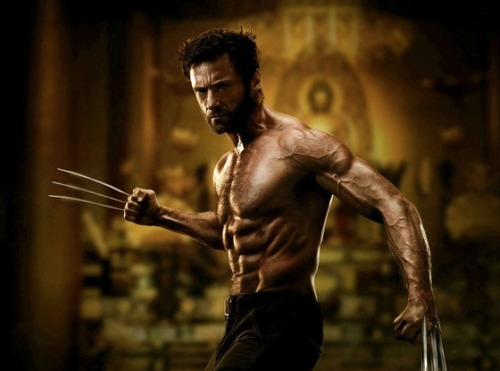 The Wolverine 2013 - Hugh Jackman.