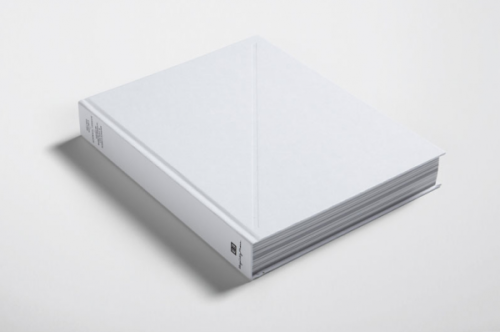 inaesthetic:   white book cover