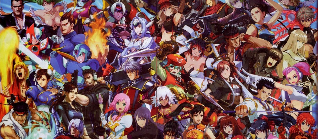 'Project X Zone' Opening Cinematic [VIDEO] Although I'm not really into SRPGs, I can't help but be a little bit stoked for Project X Zone. The 3DS game takes characters from Capcom, Namco, and Sega, and mixes 'em all up in a bag of strategic role-playing goodness. This means characters from popular franchises like Street Fighter, Mega Man, Tekken, Space Channel 5, Phantasy Star, Xenosaga, God Eater, .Hack, Shining Force, Virtua Fighter, and more will all be together in the same game! Kinda' bummed about the lack of Phoenix Wright, though. No western release has been announced yet, but look at the collector's edition Japan is getting. Lucky jerks.  Check out the opening cinematic below and let us know which characters you spotted and which ones you wish would've made the cut.  Pre-Order: Project X Zone First Print Special Edition (NTSC Only)