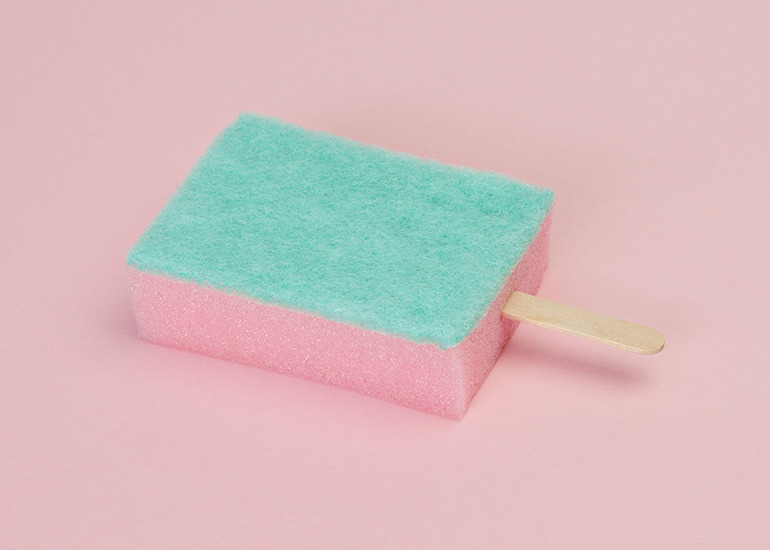 "cosascool:  ""Popsicles"" by  artist group PutPut"