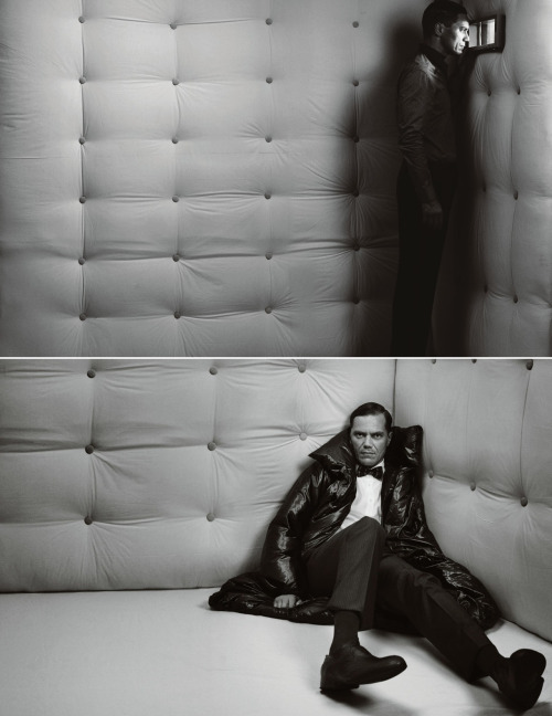 bohemea:  Michael Shannon - Zoo Magazine #36 by Bryan Adams, Fall/Winter 2012-13