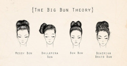 f-youschia:  omg i wanna learn how to do the bow bun