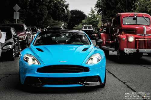 automotivated:  2013 ASTON MARTIN VANQUISH (by Marcel Lech)