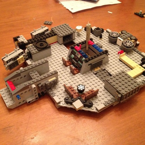 Phase two complete! #leggos #starwars  (Taken with Instagram)