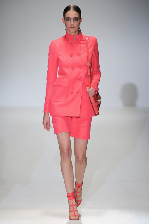 this is what spring looks like. Gucci, Spring 2013