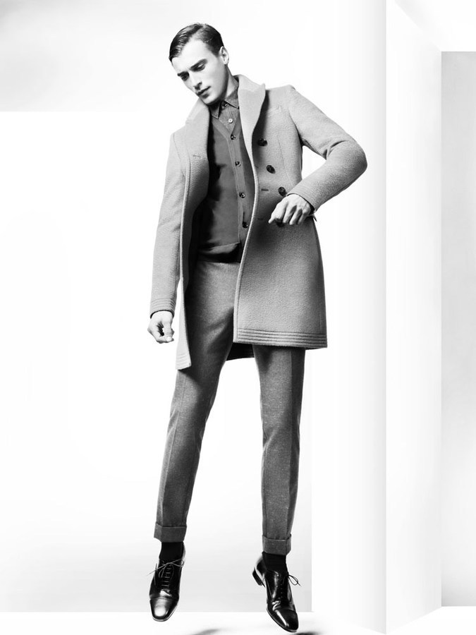 "wehavenostyle:  Barney's Fall/Winter 2012 catalogue""Out of the Office""Photographer: Ben Weller"