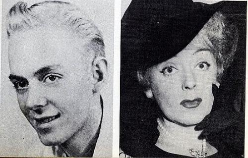 Christine Jorgensen & George William Jorgensen, Jr Malesoulmakeup - Queer Blog