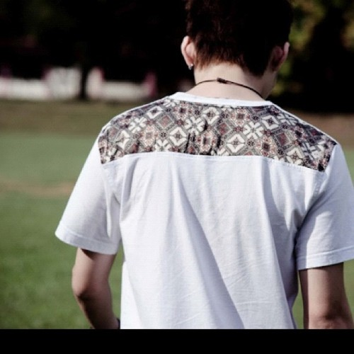 shurenprojects:  Batik tee silver - @shurenprojects- #webstagram  Available now http://www.shurenprojects.com/shop/