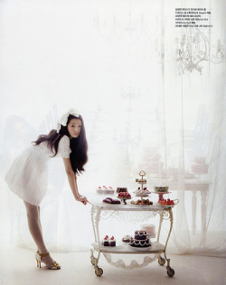Alice in Wonderland ~ Vogue Korea