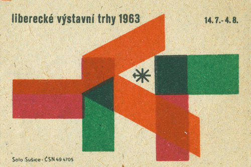 Czechoslovakian matchbox label by Shailesh Chavda on Flickr.
