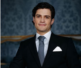 HRH Prince Carl Philip of Sweden: Part Three