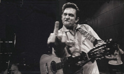 back-then:  Johnny Cash. 1969  Always did love this picture.