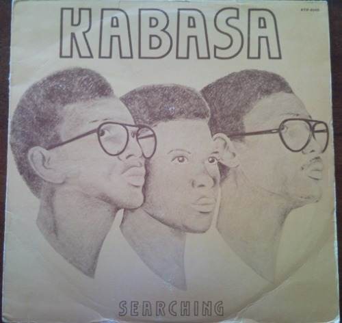 Vintage Album Artwork | South Africa's Kabasa, Searching.  Read more on Electric Jive.