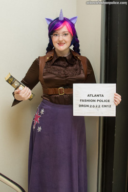 2012 Atlanta Fashion Police 2022 by Cliff Nordman on Flickr.